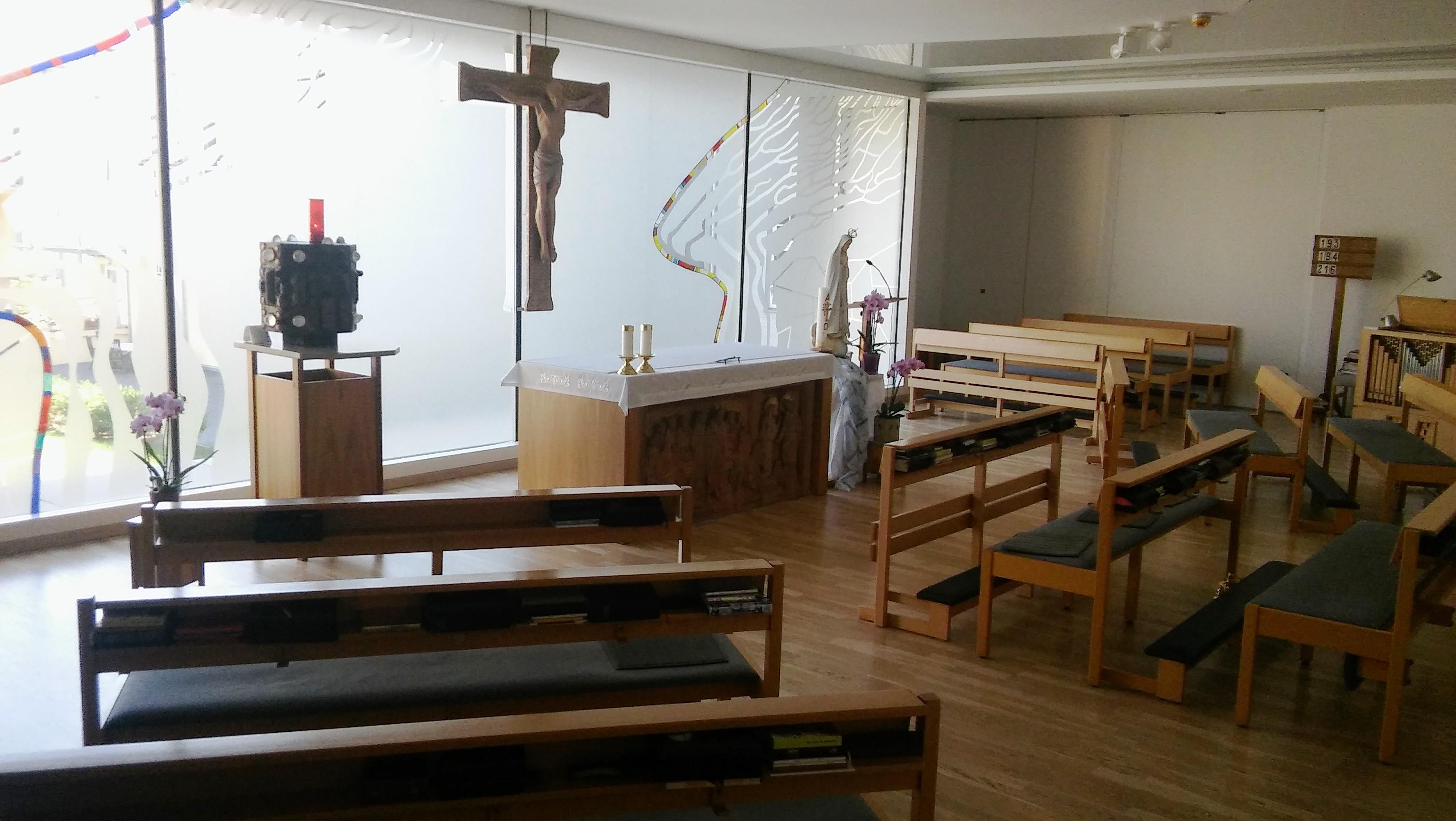 Kaplnka Sv. Jozefa, ženícha Panny Márie