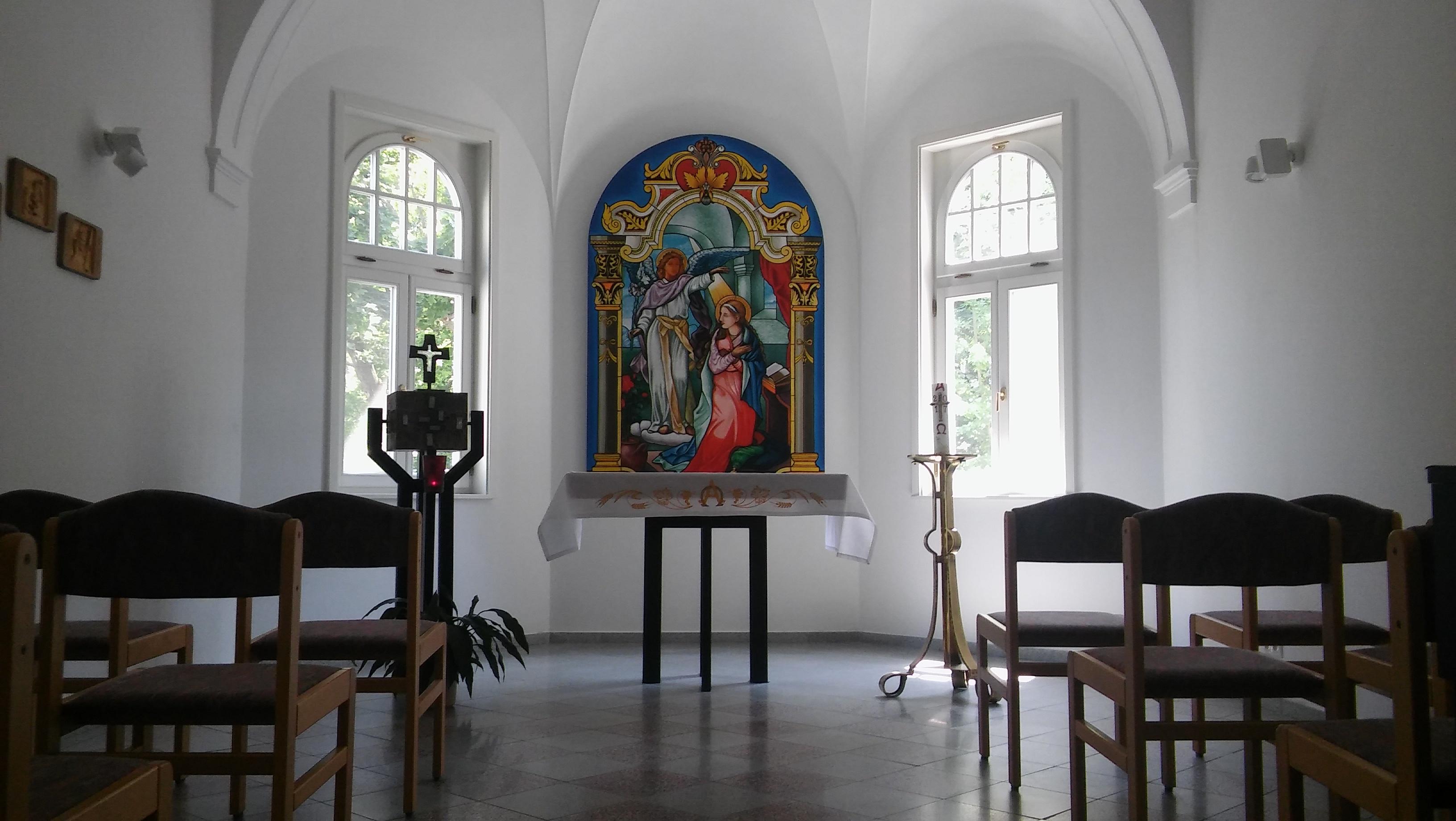 Kaplnka Zvestovania Pána